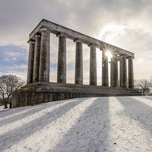 Celebrate Hogmanay in Edinburgh