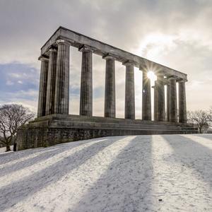 Celebrate Hogmanay in Edinburgh