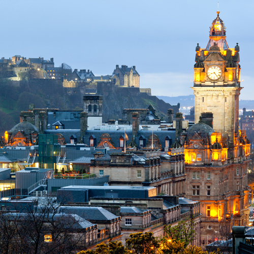 Our hotel in Edinburgh city centre is the ideal Edinburgh location for tourist attractions