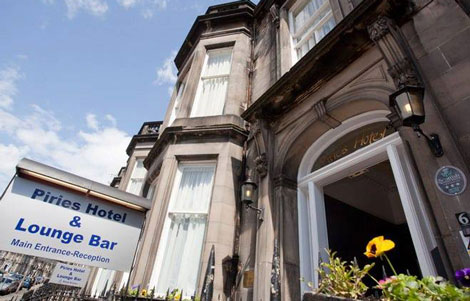 Enjoy a FREE night at our Edinburgh hotel
